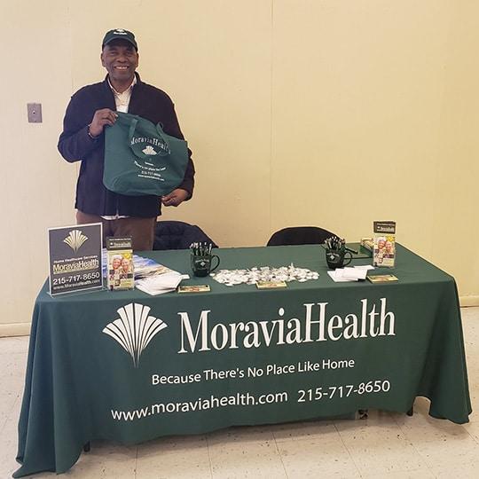 Moravia Health community drive