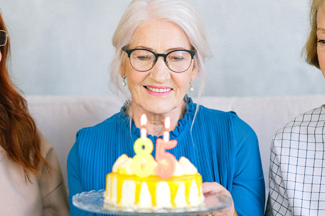 Age of PA elderly care