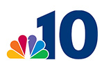 NBC 10 small logo